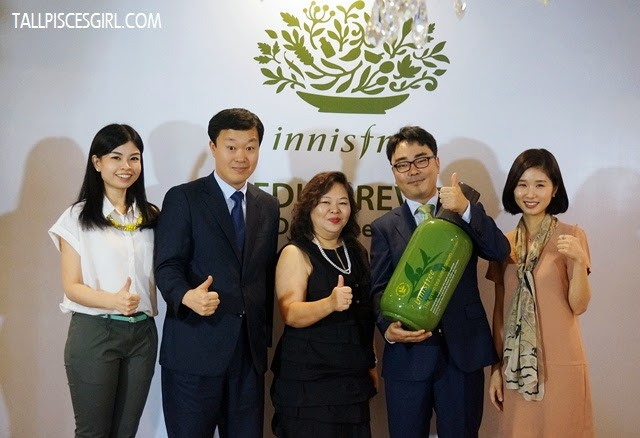 innisfree, welcome to Malaysia!