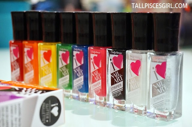 Sally Hansen Nail Art Striper Price: RM 15.90