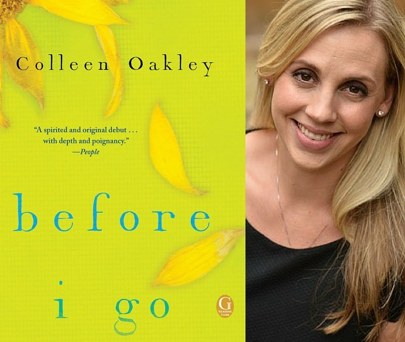 Guest Colleen Oakley's Book Heroes of 2015