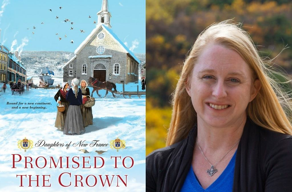 Congratulations to Aimie K. Runyan's Debut: PROMISED TO THE CROWN