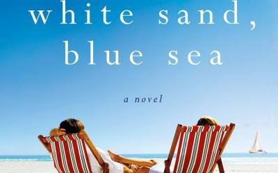 Celebrate the release of WHITE SAND, BLUE SEA with Anita Hughes