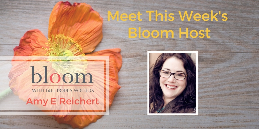 Are You in Bloom with Amy E. Reichert?