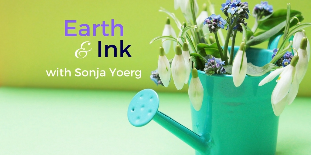 Earth and Ink with Sonja Yoerg: Sowing the Blank Page