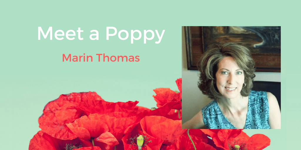 Meet a Poppy: Vintage Marin Thomas