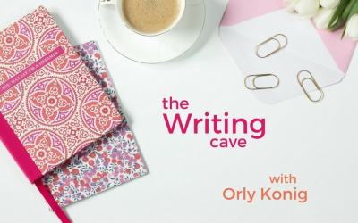A Peek into the Writing Cave of Kate Moretti