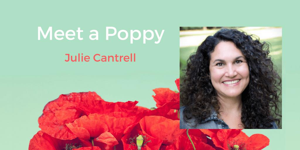 Meet a Poppy: Julie Perkins Cantrell