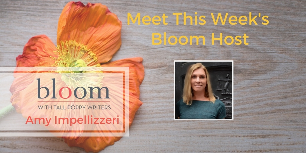 Are You In Bloom with Amy Impellizzeri?