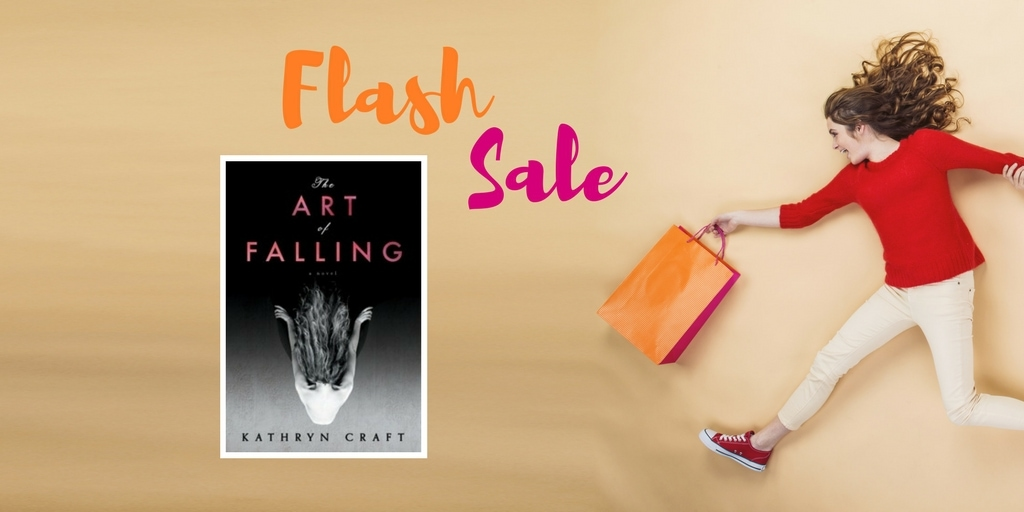 Flash Sale: The Art of Falling is Just $2.99 (or less!)