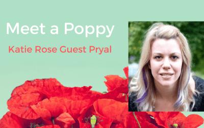Meet a Poppy: Katie Rose Guest Pryal