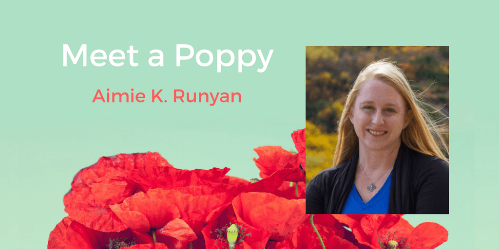 Meet a Poppy: Aimie Runyan