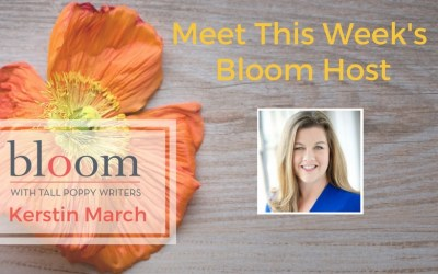 Are You in Bloom with Kerstin March?