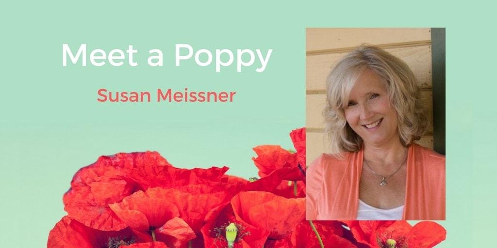 Meet a Poppy: Susan Meissner