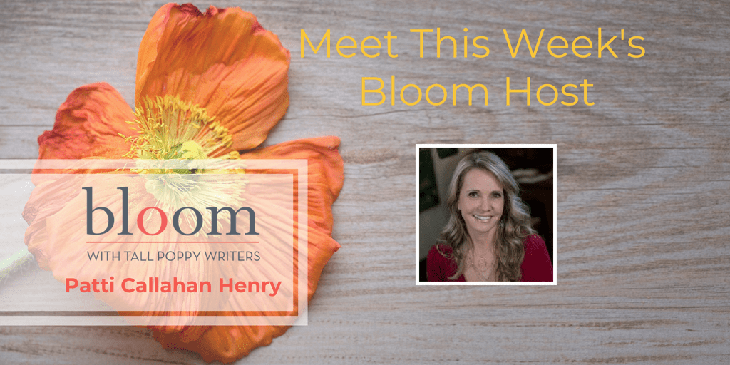 Are You in Bloom with Patti Callahan Henry?