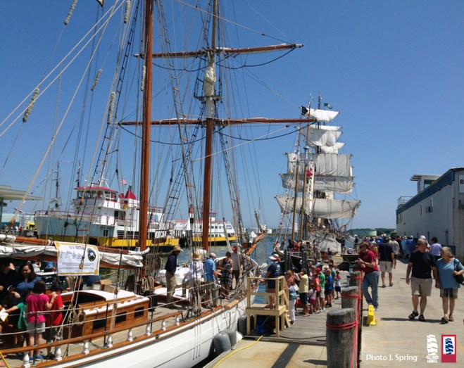 Welcome To VACATIONLAND TALL SHIPS CHALLENGE Series