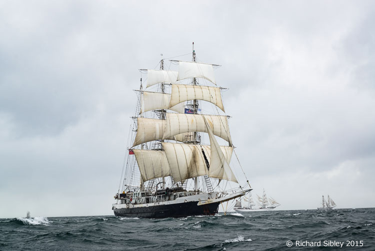 Lord Nelson,Belfast tall ships race 2015,photos of tall ships
