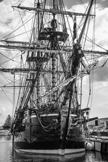 Gotheborg, Amal,Vanern Expedition 2015,Swedish Ship Gotheborg,East Indiaman