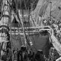 Navigating the Gota Alv with The Swedish Ship Götheborg
