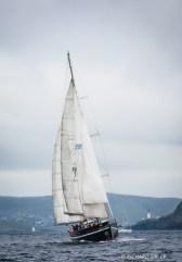 Norwegian Ketch, Prolific, Lerwick 2011