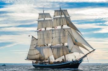 Dutch clipper brig, Morgenster