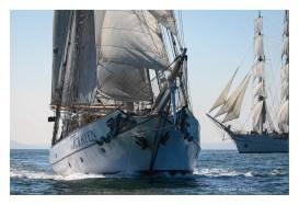 JR Tolkien. Background vessel, Shabab Oman