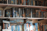 A fraction of my books