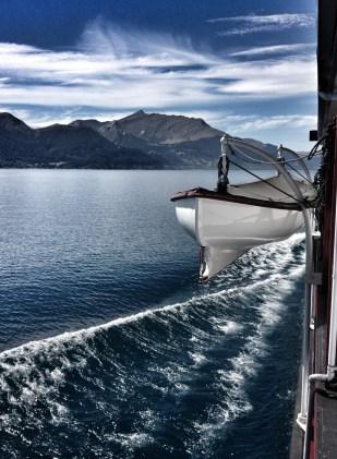 Earnslaw life boats
