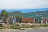 Building ruins, Da Nang