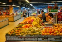 fresh market, changzhou