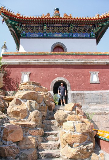 Making our way up Longevity Hill