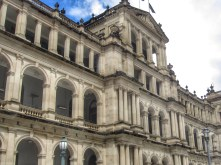 The old Treasury building - now a casino