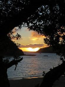 northland sunset