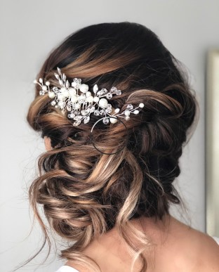 On-site Bridal Styling