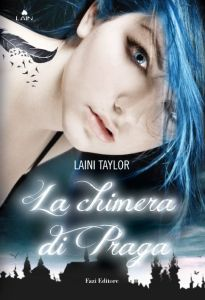 daughter of smoke and bone Italian hardcover
