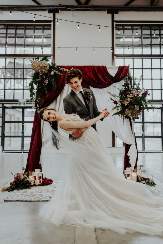 The Pipe Shop Wedding