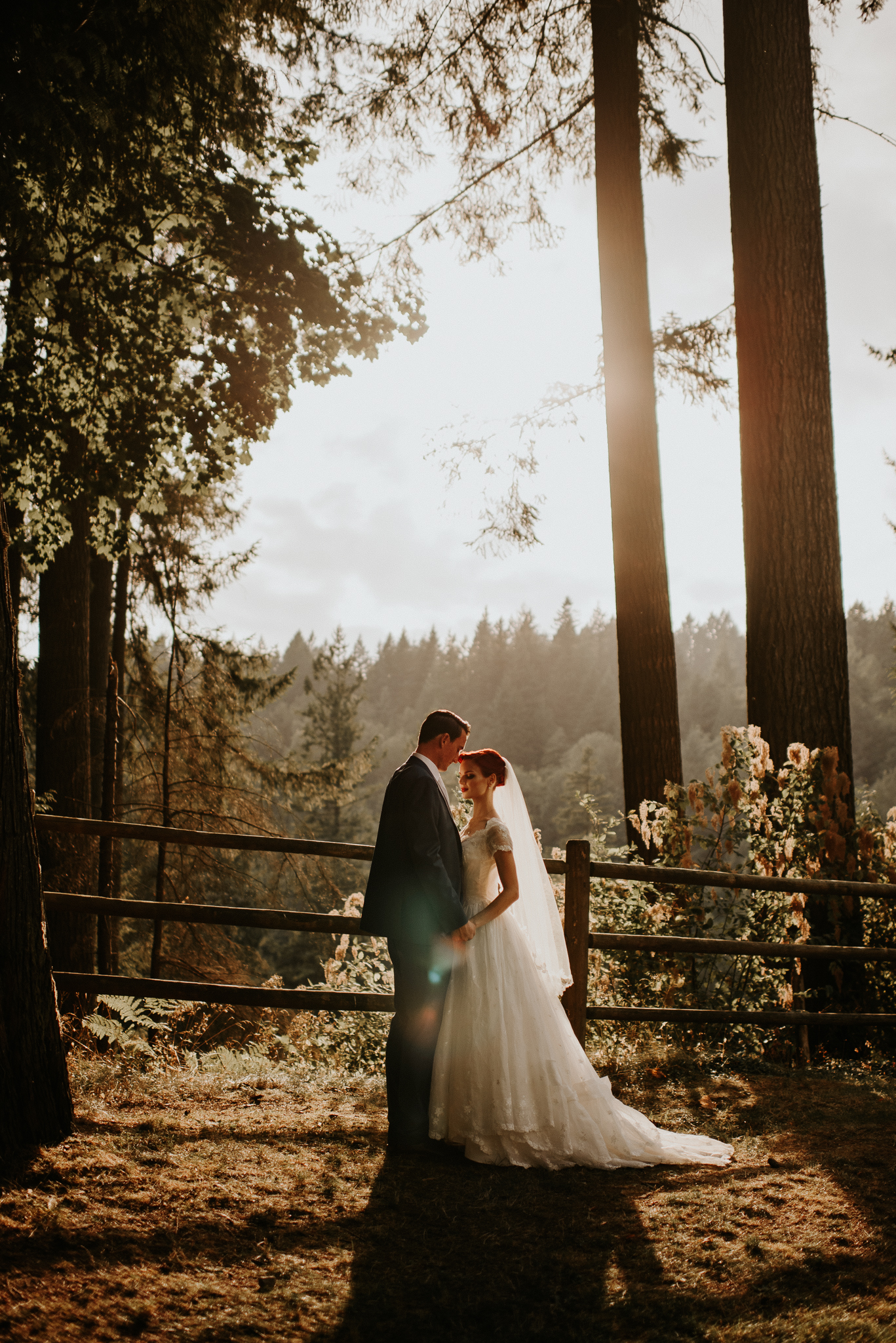 Cleveland Dam Wedding - North Vancouver, BC
