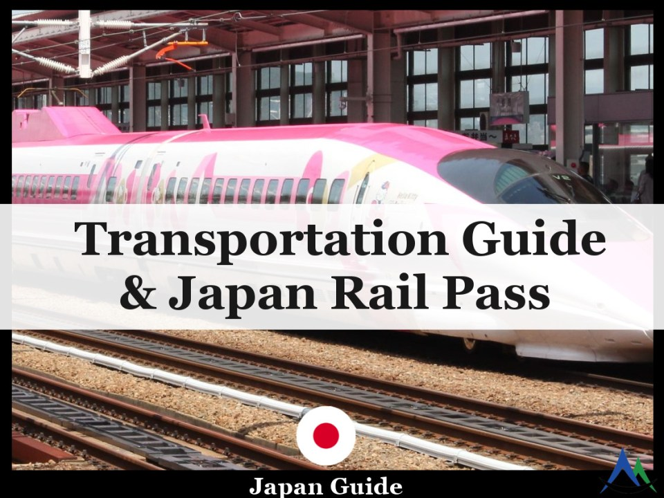Transportation Guide for Travel to Japan