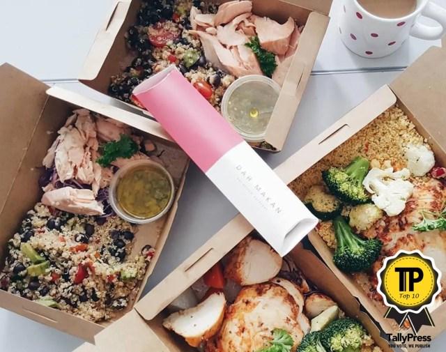 healthy food deliveries