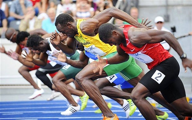 5 Rules You Probably Didn't Know About the 100m Sprint | TallyPress