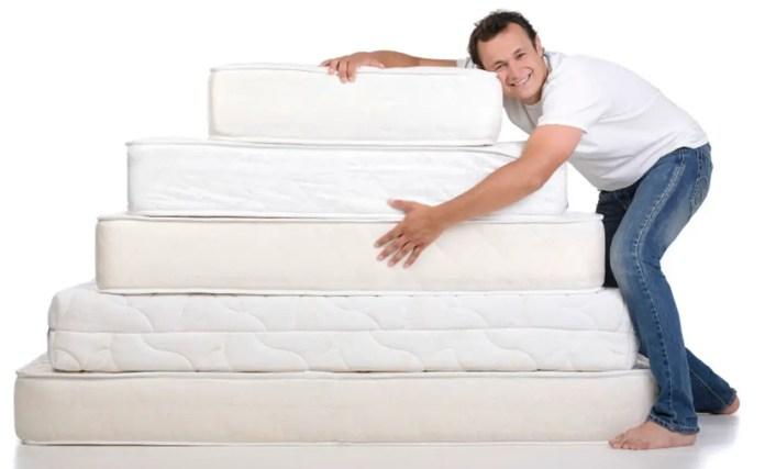 New mattress
