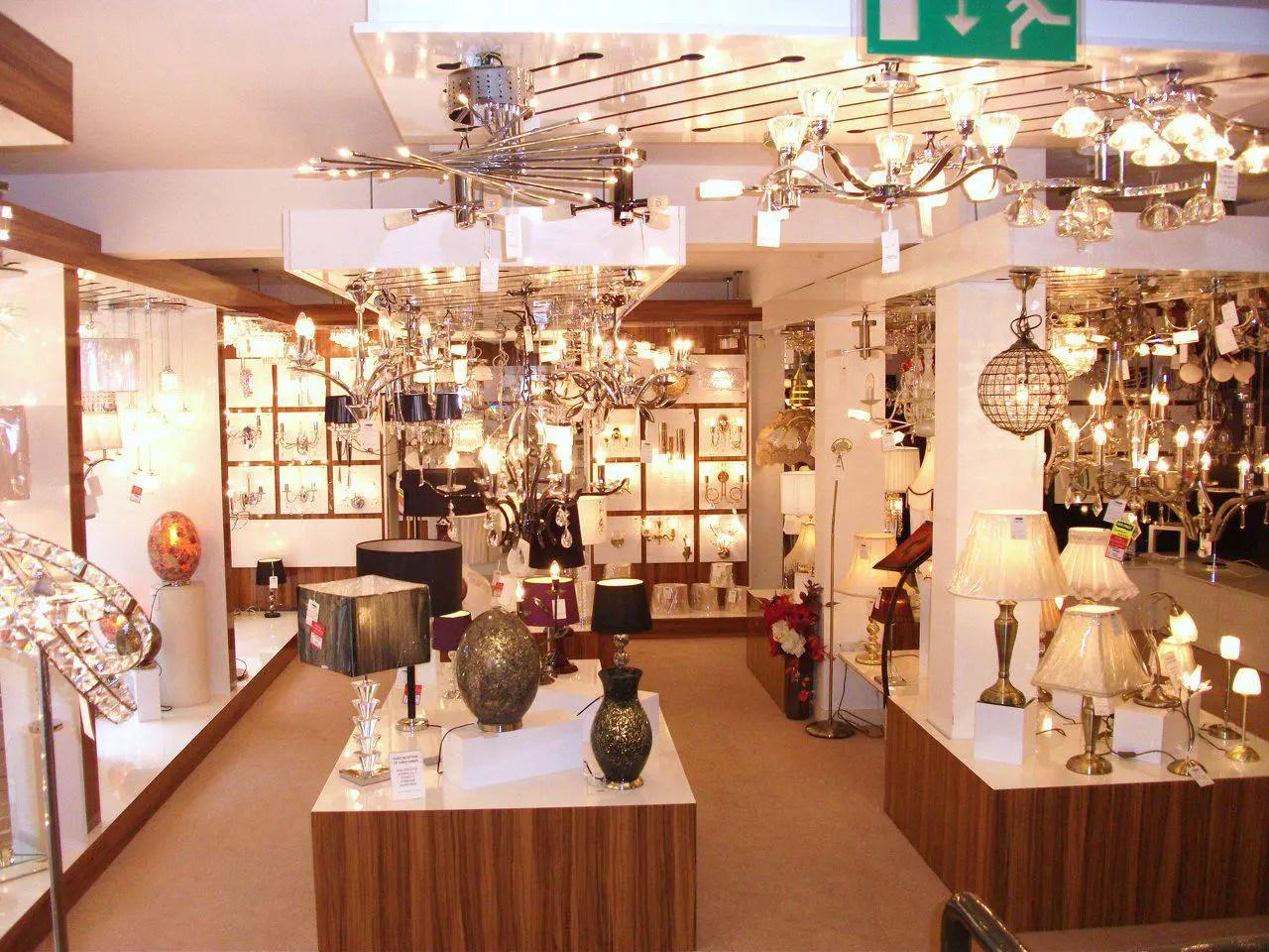 Lighting Shops