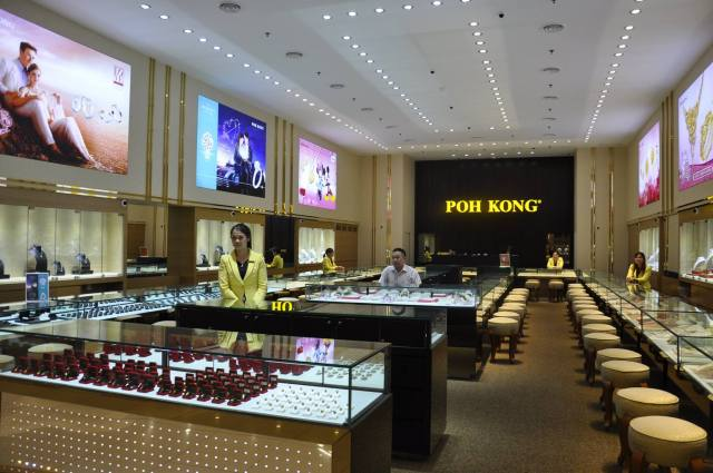 POH KONG JEWELLERS