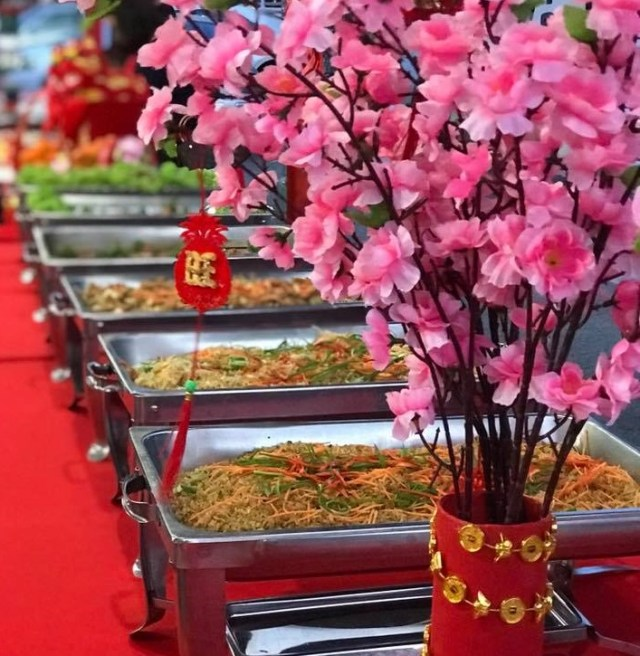 J & S Buffet Catering Service