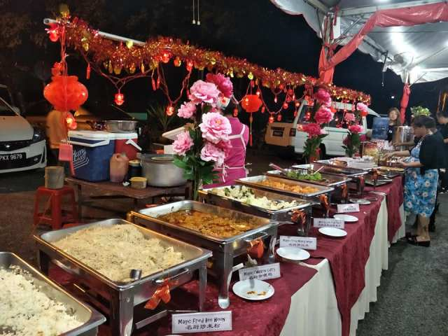 Magic Kitchen Buffet Catering Services