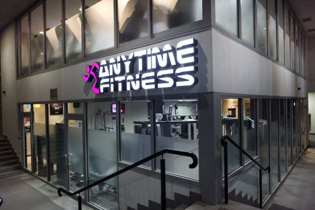 Anytime Fitness Austin Heights