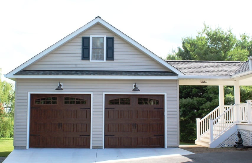Add A Two Car Garage To Your Home Talon Construction