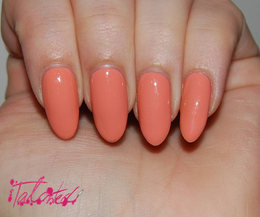 Barry M 'Peach Melba' Nail Varnish