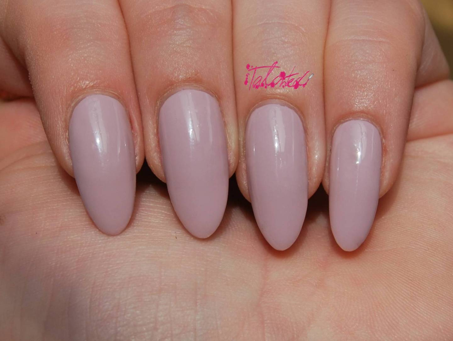 OPI 'Steady As She Rose'