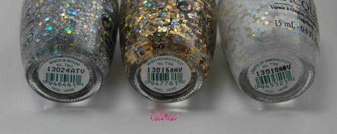 OPI Lights Of Emerald City