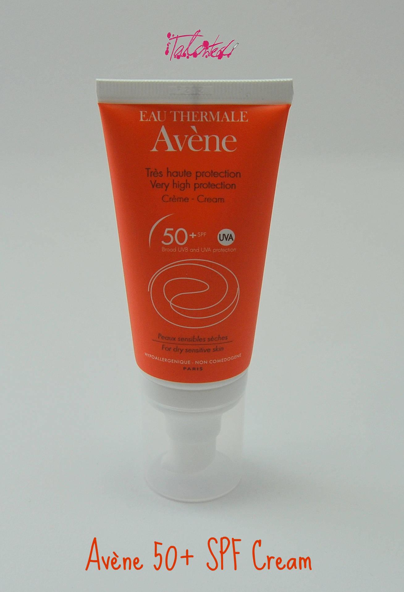 Avene 50+ SPF Cream