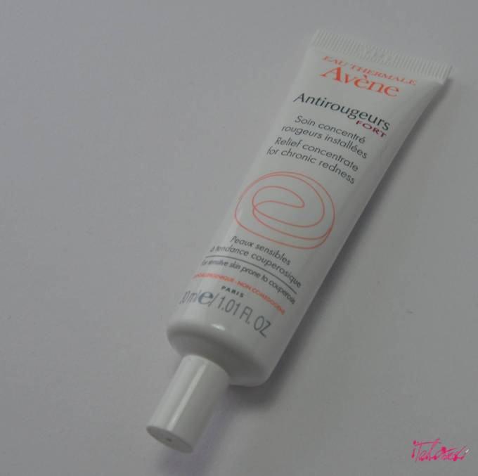 Avene Antirougeurs Fort cream 2